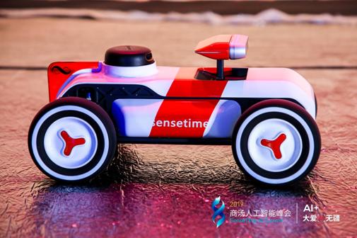 SenseRover Pro自动驾驶小车