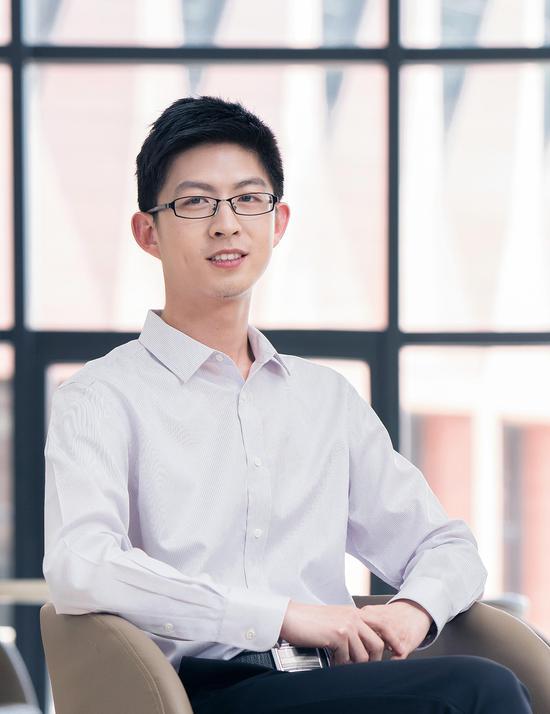 清華大學招生辦公室副主任徐寧漢