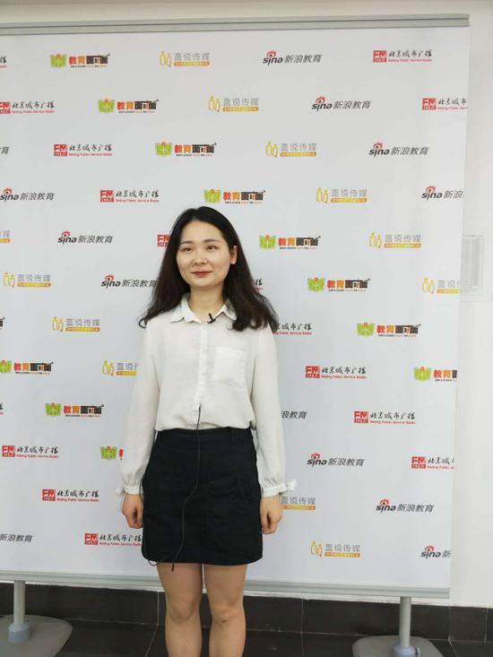 东方国际教育交流中心美国部顾问老师杜望