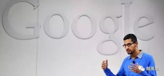 桑达尔·皮查伊,一个从睡客厅的穷小子逆袭称谷歌CEO的奇迹