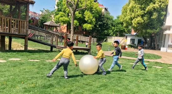 金宝国际幼儿园: 让每一个孩子成为他自己