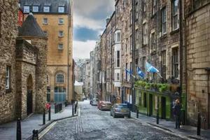 英国评最具吸引力居住工作城市 爱丁堡居首