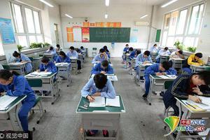 天津高考英语现互助信息群 教育局:已妥善处理