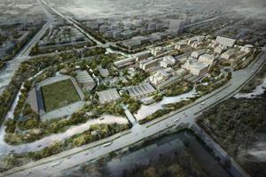 中国美院将开建第四个校区 2020年投入使用