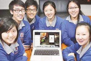 美加州科工展开幕 众多华人学生和教师积极参与