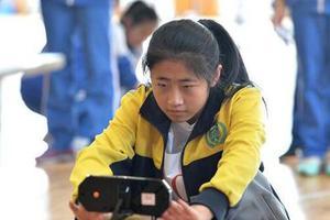 青岛中考体育考试新增人脸识别 成绩当场上传