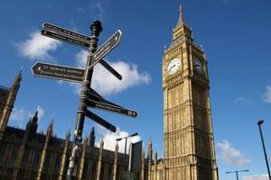 一季度伦敦房价下跌速度创九年之最 同比下降3.2%