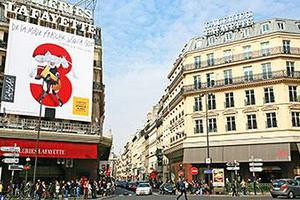 中国人巴黎购物遭围殴? 目击者还原现场经过