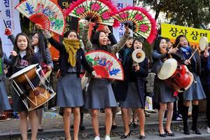各国高考大盘点 :韩国1天考5门日本考前送粪便