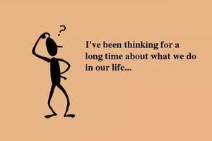 改变一生的英文漫画:你所期望的人生没有那么难