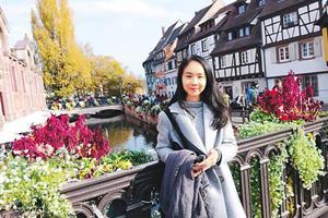 海外留学记:学习法语是属于我探索世界的方式