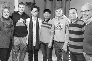 17岁杭州少年写书讲述三年留美经历:最难熬是孤单