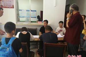 延安市中考英语成绩差错3252例  中考科科长被免职