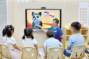 小班化教育更加利于培养孩子间的沟通能力和学习习惯的养成。