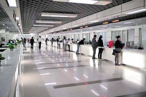 杭州开发区人才市场迎来毕业生档案接收高峰期