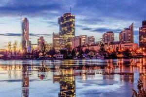全球宜居城巿排名:维也纳居首 中国十城进前100