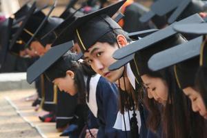 学生人数太少 未来三年韩国或有38所大学将关闭