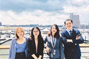 寄语留学生:抓住留学机会 提升社会参与能力