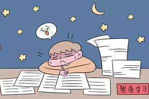 中考进人大附国际部 学霸高中三年规划笔记曝光