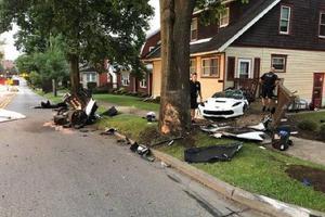 美国宾州:21岁中国留学生酒局后驾车撞树身亡