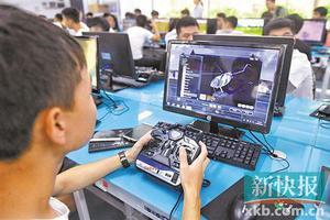 广东首个高职无人机专业开班 毕业起薪6000元/月