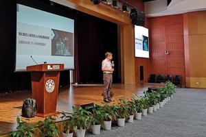 孟宪忠教授开讲 交大安泰MBA首场体验课堂考生爆棚