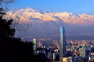 调查:智利肥胖率在经合国家中第二高 仅次于美国