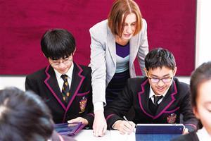 在选择国际学校时 外教师资这一点千万不能忽视