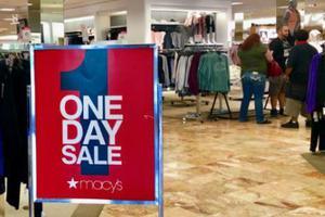 """美国""""黑五""""购物季提前开打 华人居民开始囤货"""