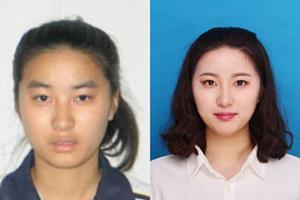 大学是所美容院 学子晒录取照毕业照判若两人