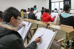 湖北18617人参加美术统考 成绩一周后在网上公布