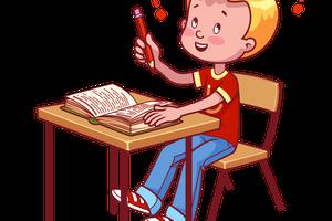 俄罗斯民调:一半家长代孩子写作业 主要是这三门