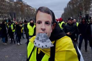 """""""黄马甲运动""""蔓延至比利时荷兰 欧洲怎么了?"""