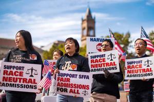 哈佛招生歧视案背后 族裔与公正意味着什么?