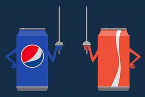 汉堡王和百事可乐分手 把饮料换成了可口可乐