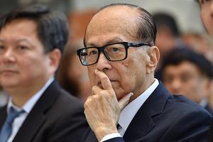 李嘉诚变相入股邮储银行近百亿 H股货值累跌13亿