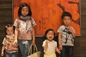 陈浩民女儿原来是学霸 从小上国际学校学费超10万