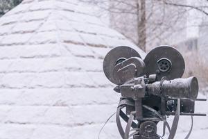 情人节飘雪 与北影来一次浪漫的约会吧(图)