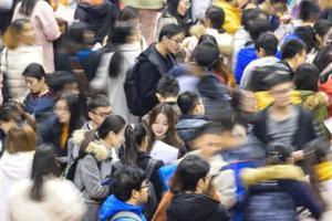 大学生就业新动向:二线城市期望攀升