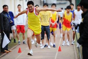 河北高考普通体育类专业测试办法及评分标准