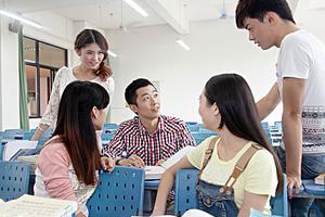 天津一高校教师用大数据对学生个性化评价