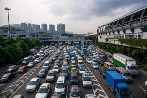 全球交通最拥堵城市排名出炉:哥伦比亚波哥大居首