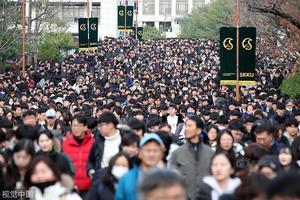 韩国23名学生向联合国告状:补习班到深夜 学习太苦