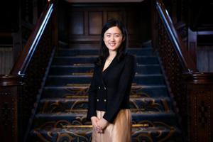 促進藝術跨文化合作 23歲中國女生獲選哈佛羅茲學者