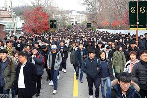 韩国孩子补课费创新高 月均1700元