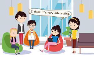 国际学校中英语口语很重要 这些方法能帮你提高
