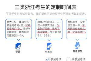 浙江给出35种学科选择 考生如何应对新高考?