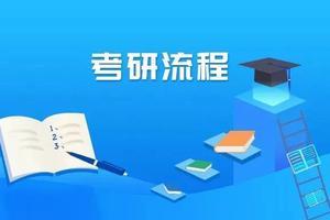 2020考研流程速览