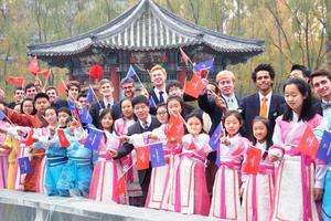 新浪2019国际学校择校巡展:北京昌平凯博外国语学校