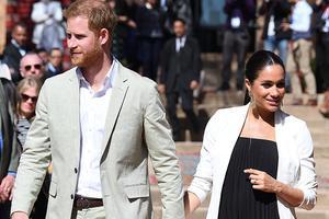英國再添一王室寶寶!梅根王妃生下兒子